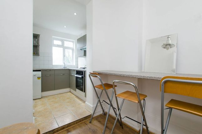 Thumbnail Flat to rent in St James's Drive, Wandsworth Common, London