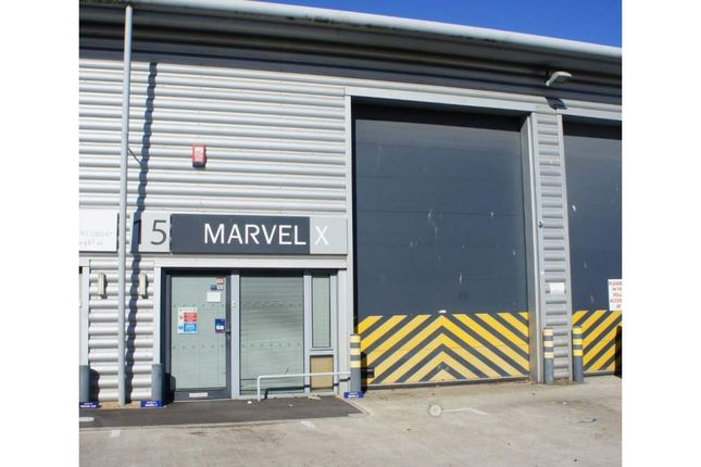 Thumbnail Light industrial to let in Unit 15 Kembrey Trade Centre, Swindon