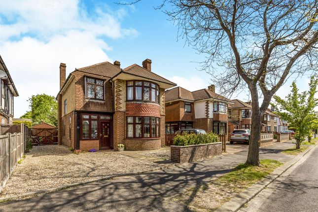 Thumbnail Detached house for sale in Vectis Road, Gosport