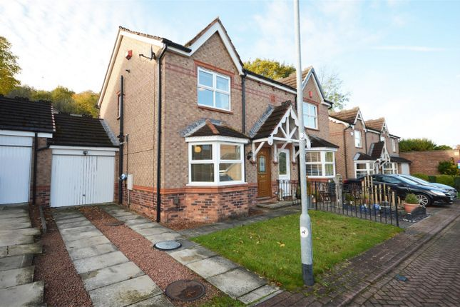 Thumbnail Semi-detached house for sale in Westminster Close, Rodley, Leeds, Leeds, West Yorkshire
