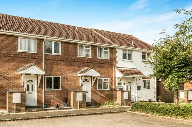 2 bed terraced house for sale in Kingfisher Way, Bicester, Oxfordshire