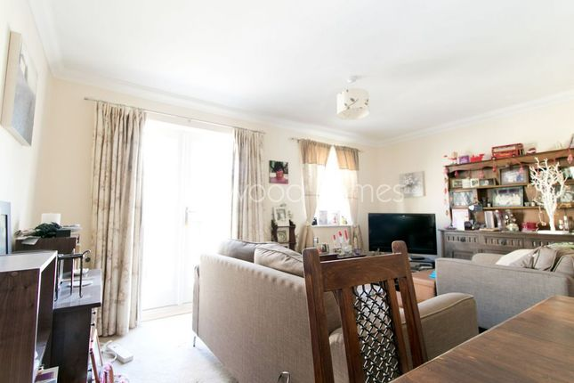 Thumbnail Town house for sale in College Square, Westgate-On-Sea