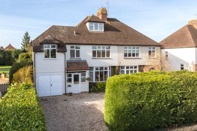 Thumbnail Semi-detached house for sale in Banbury Road, Stratford Upon Avon