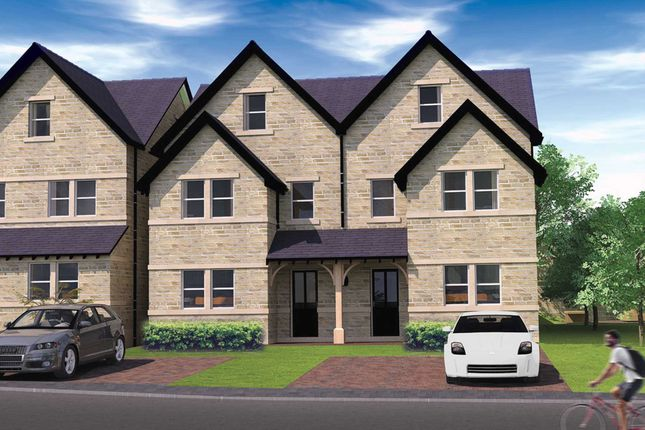 Thumbnail Semi-detached house for sale in Caledonian Road, Savile Town, Dewsbury
