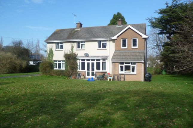 Thumbnail Detached house to rent in Fremington, Barnstaple
