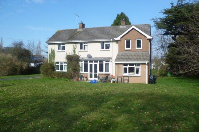 Thumbnail Detached house to rent in Fremington, Barnstaple
