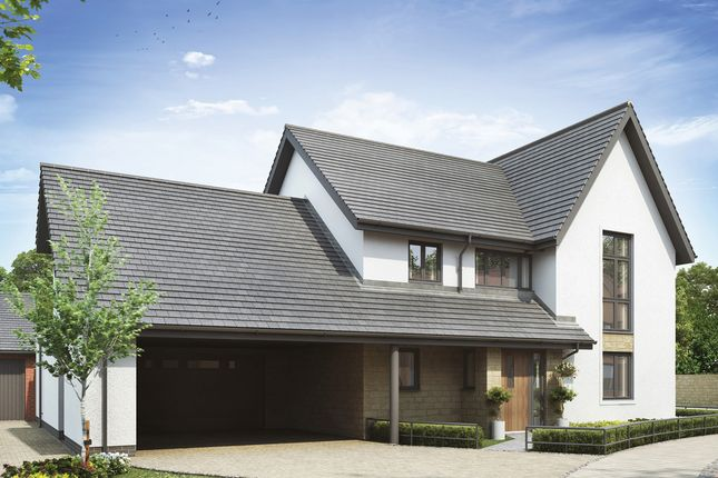 "Thumbnail Property for sale in ""The Thames"" at Welton Lane, Daventry"