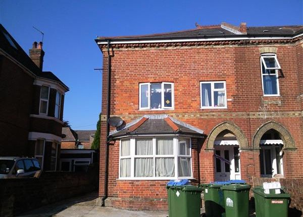 Thumbnail Detached house to rent in Alma Road, Available From 1st July 2018, Southampton