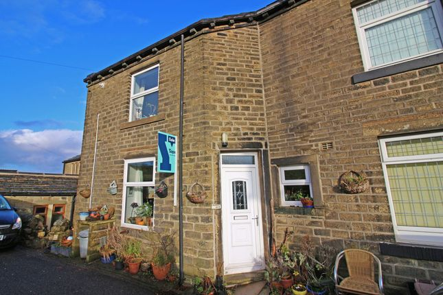 Thumbnail Terraced house for sale in Dob, Sowerby, Sowerby Bridge