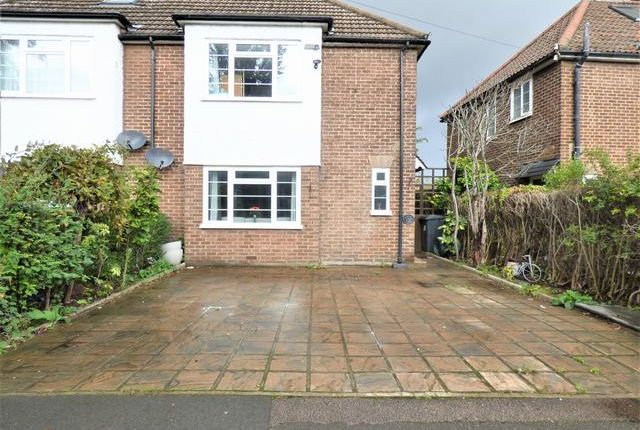 Thumbnail Semi-detached house for sale in Churchill Gardens, London