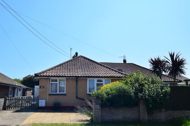 2 bed semi-detached bungalow for sale in Coast Road, Pevensey Bay BN24