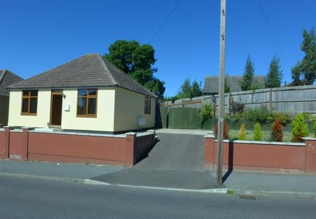 Thumbnail Detached bungalow to rent in New Cheveley Road, Newmarket