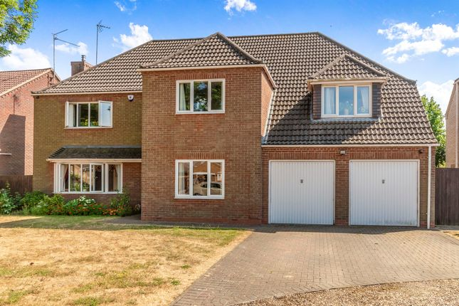 Thumbnail Detached house for sale in Stonecross Way, March