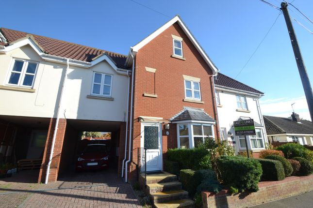 Thumbnail Town house for sale in Third Avenue, Walton On The Naze