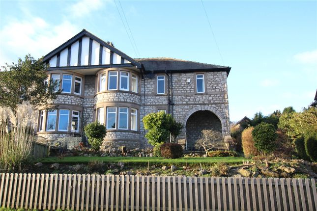 Thumbnail Flat for sale in Flat 1 & 2, Greystones, Kents Bank Road, Grange-Over-Sands