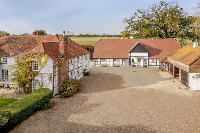 Thumbnail Equestrian property for sale in Nuptown Lane, Nuptown, Bracknell, Berkshire