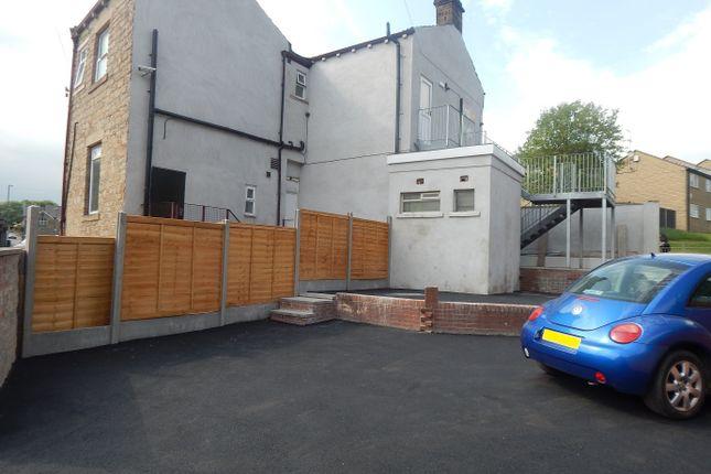 Rear Car Park of Wellington Street, Batley WF17