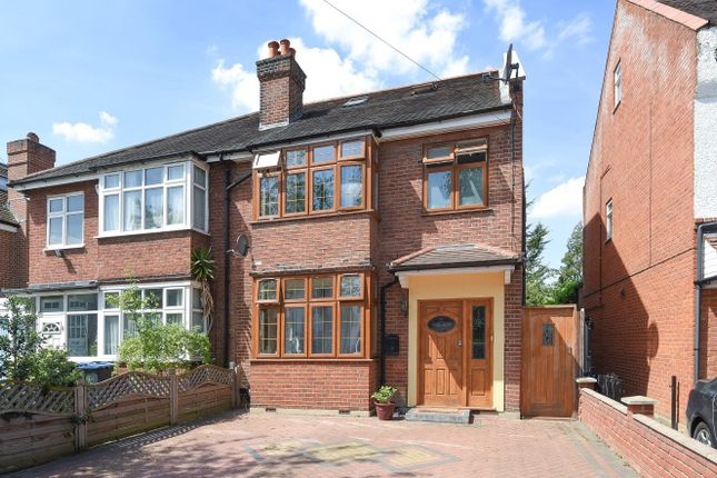 5 bed semi-detached house for sale in Howard Road, New Malden