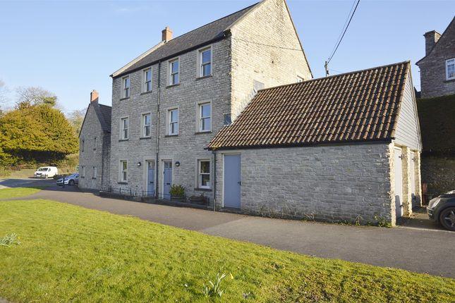 Thumbnail Semi-detached house for sale in 1 West View, High Street, Chewton Mendip BA34Gr