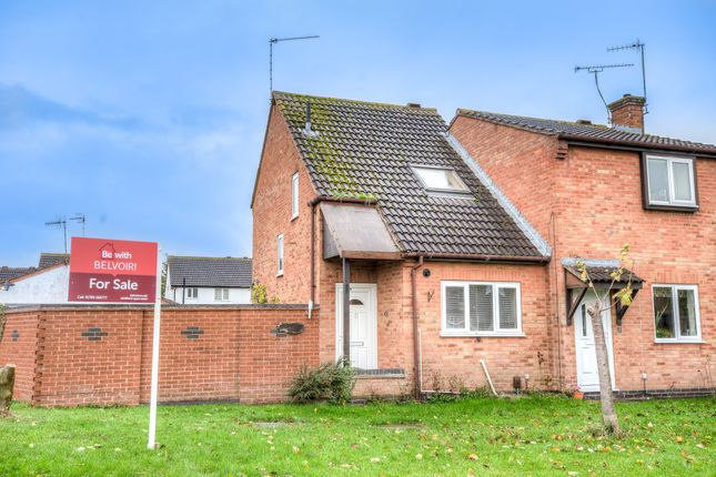 Thumbnail Semi-detached house for sale in Joseph Way, Stratford Upon Avon