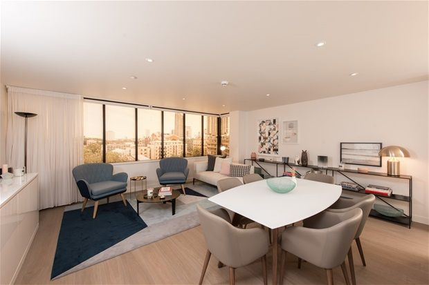 Thumbnail Flat for sale in Barbican