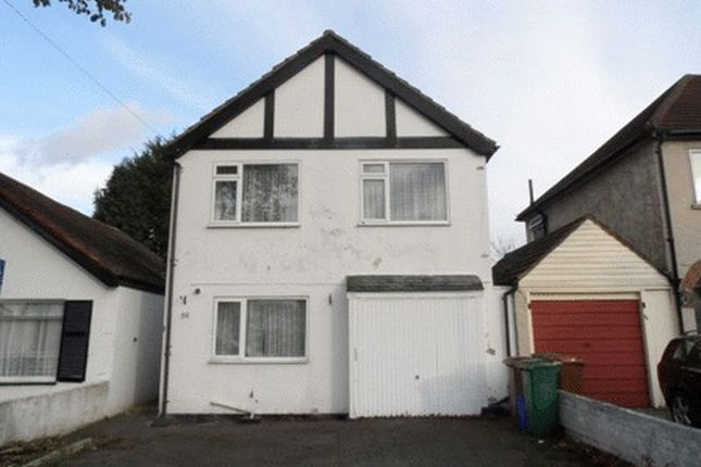 Thumbnail Detached house to rent in Sunningdale Road, Sutton