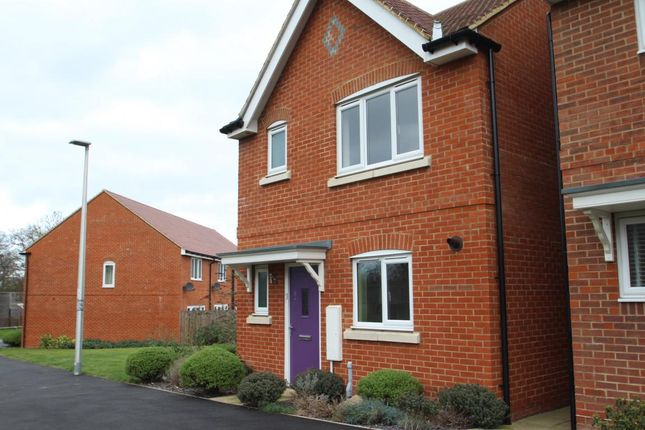 Thumbnail Detached house for sale in Elk Path, Three Mile Cross