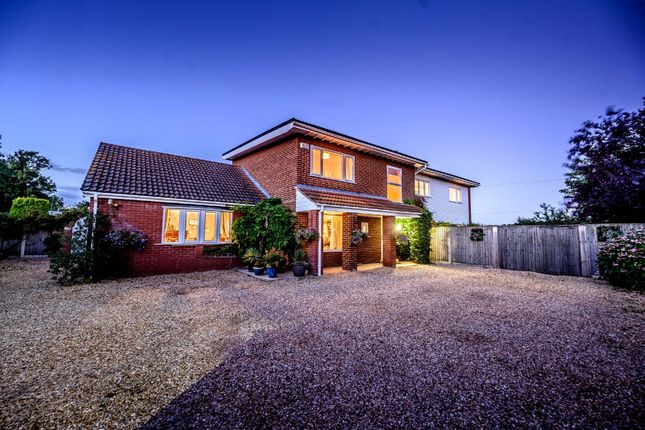 Detached house for sale in Ling Common Road, North Wootton, King's Lynn