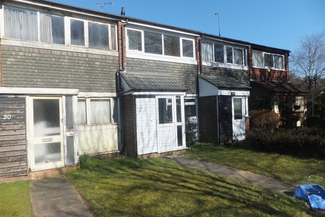Thumbnail Terraced house to rent in Monaco Drive, Manchester