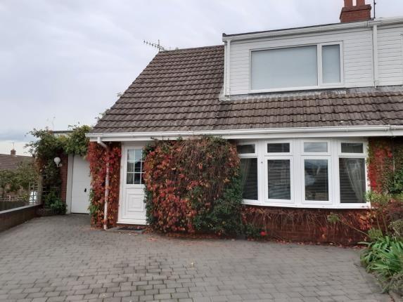 Thumbnail Semi-detached house for sale in Benarth, Glan Conwy, Colwyn Bay, Conwy
