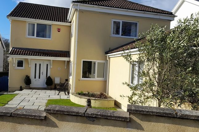 Thumbnail Detached house for sale in Vale View, Pont Nedd Fechan, Neath, Neath Port Talbot.