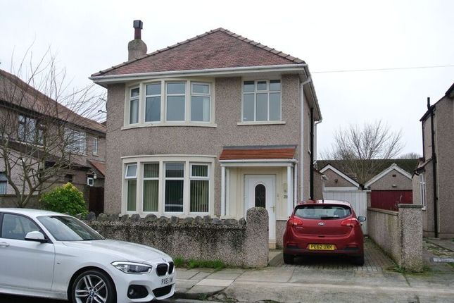 Thumbnail Detached house to rent in Pembroke Avenue, Bare, Morecambe