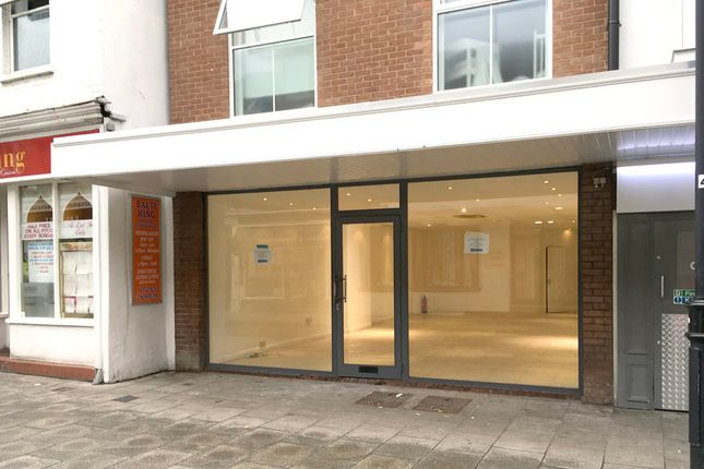 Thumbnail Retail premises to let in 190A Moulsham Street, Chelmsford, Essex
