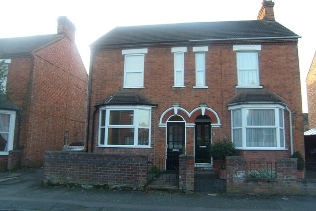 Thumbnail Semi-detached house to rent in Park Road, Kempston, Bedford