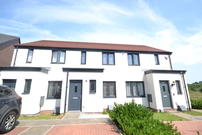 Thumbnail Terraced house to rent in Boyce Way, Old St. Mellons, Cardiff