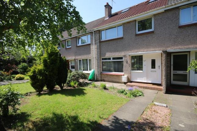 Thumbnail Terraced house to rent in Clerwood Park, Corstorphine, Edinburgh