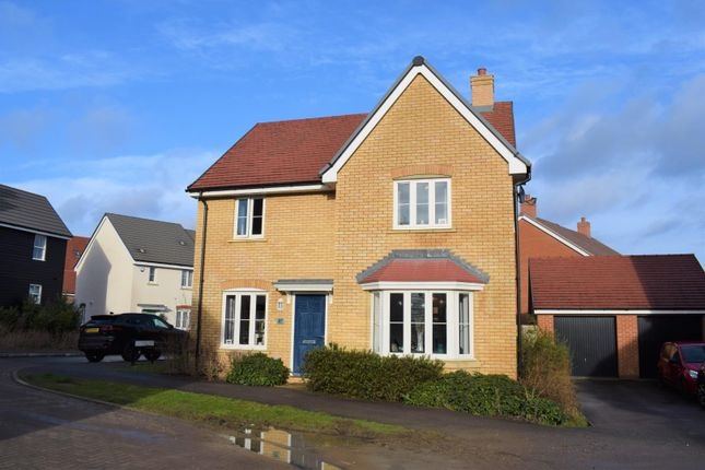 Thumbnail Detached house for sale in Curacao Crescent, Bletchley, Milton Keynes
