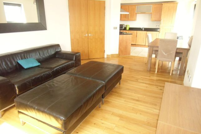 Thumbnail Flat to rent in Dyersgate, Bath Lane, Leicester