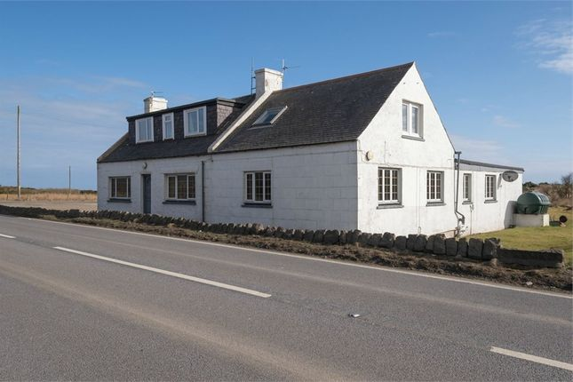 Thumbnail Detached house for sale in Longhaven, Longhaven, Peterhead, Aberdeenshire