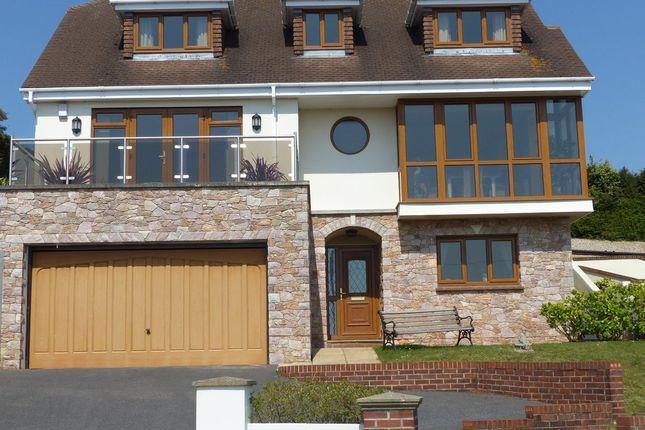 Thumbnail Detached house for sale in Wheatlands Road, Paignton