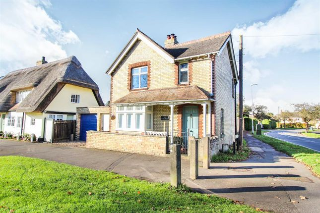 Thumbnail Detached house for sale in The Green, Brampton, Huntingdon