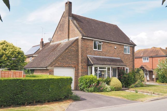Thumbnail Detached house for sale in High Street, Pitton, Salisbury