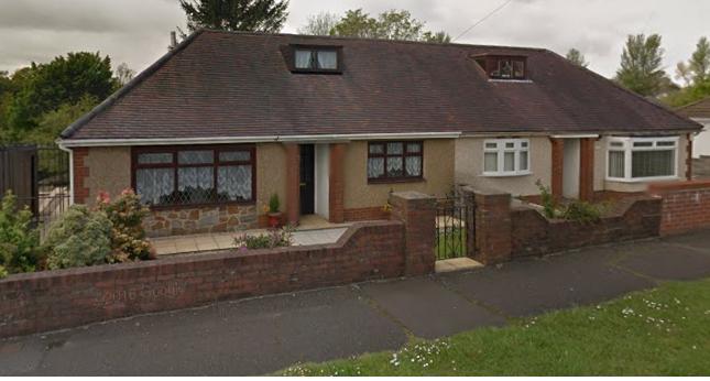 Thumbnail Semi-detached bungalow to rent in Cwmgelli Road, Morriston