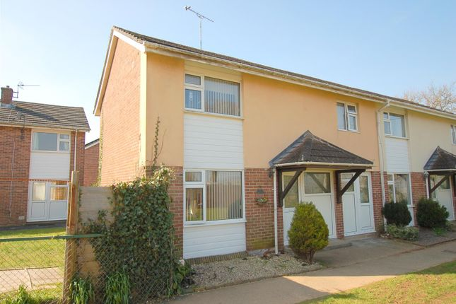 Thumbnail Semi-detached house for sale in Linton Close, Tamerton Foliot, Plymouth