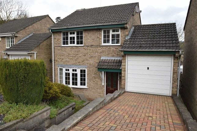 Thumbnail Detached house for sale in Yokecliffe Avenue, Wirksworth, Derbyshire