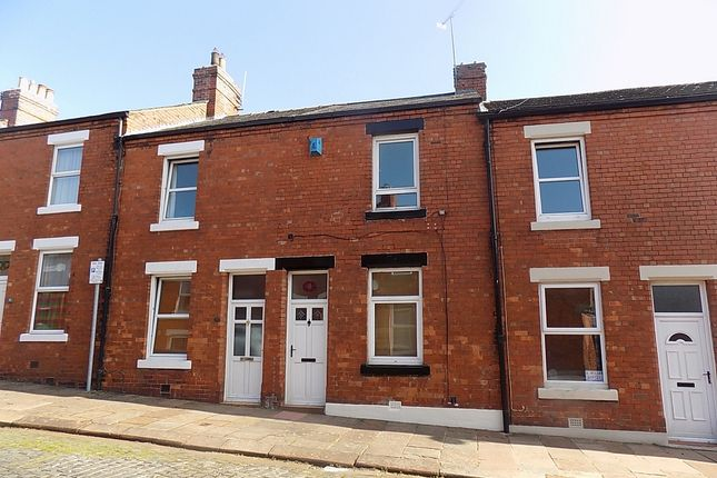Thumbnail Terraced house for sale in Wilson Street, Carlisle