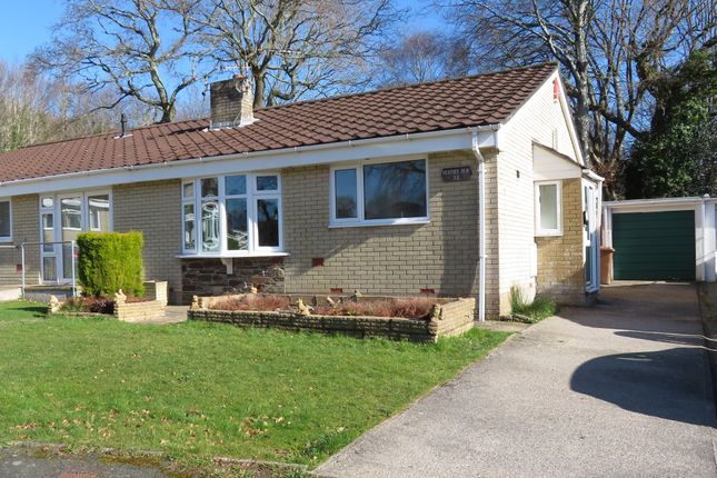 Thumbnail Bungalow for sale in Bromhead Court, Plymouth