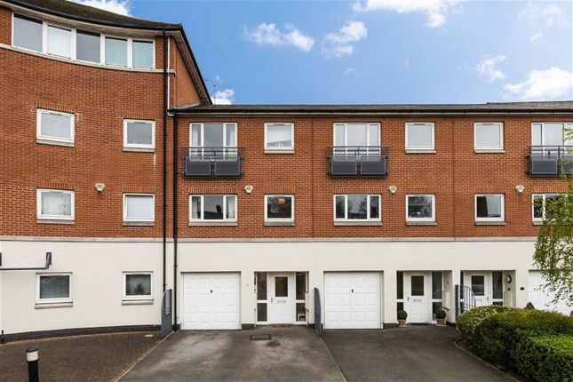 Thumbnail Town house for sale in Park Wharf, Nottingham