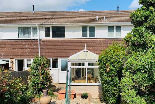 Thumbnail Terraced house to rent in Hedgerow Drive, West End, Southampton