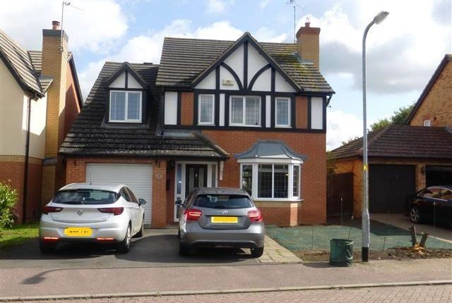 Thumbnail Property to rent in Lowry Close, Wellingborough